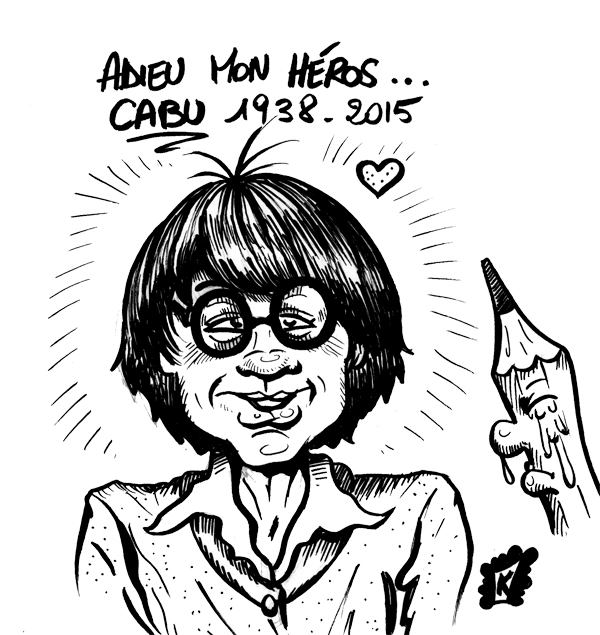 hommage Cabu blog