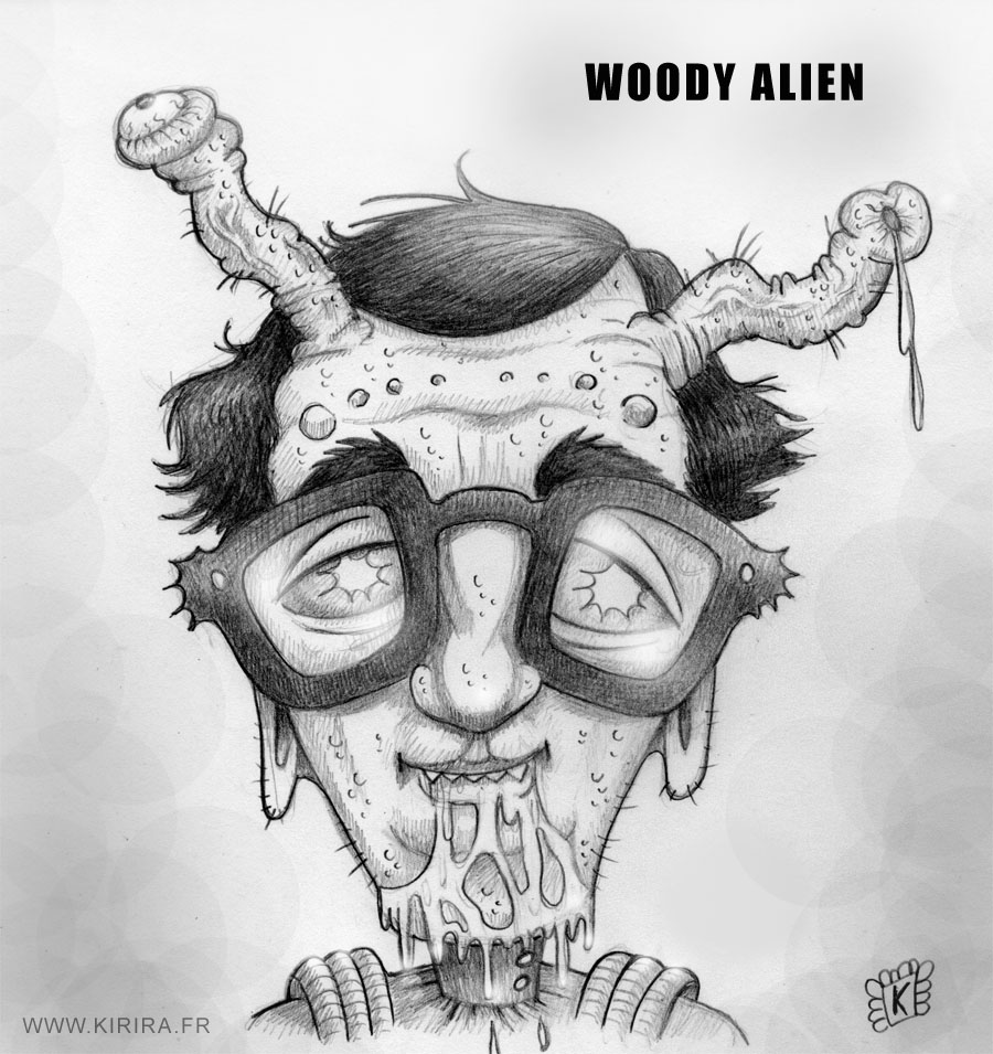 woody alien blog