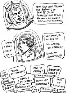 La mort d'Amidala suite