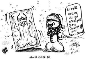 #Inktober2019 #4 #glacé